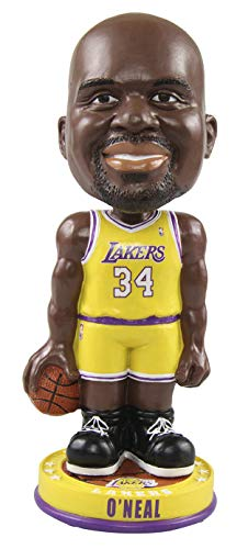 FOCO Shaquille O'Neal Lakers Bobblehead Knuckleheads LE /244 ()