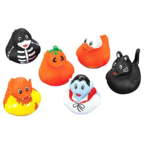 Halloween Rubber Duck (Rhode Island Novelty 2