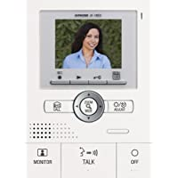 Aiphone JK-1MED Audio/Video Master Station with Picture Recording and Pan, Tilt, and Zoom for JK Series Intercom System