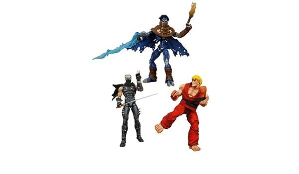 Figura Ninja Gaiden Ryu Hayabusa 18 Cms: Amazon.es: Juguetes ...