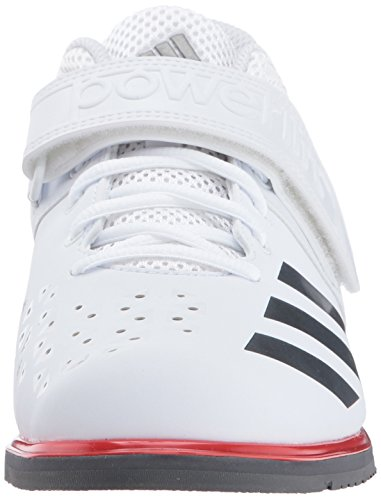 Adidas Heren Powerlift.3.1 Crosstrainer Wit / Nacht Metallic / Grijs Vijf