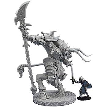 Amazon com: Reaper Miniatures Bones 77501 Minotaur RPG D&D Mini