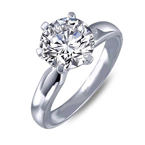 Lafonn Classic Simulated Diamond Ring (2.04 CTTW)