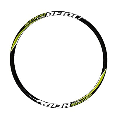 BEIOU Full Carbon Mountain Bike 27.5-Inch Rims 650B 23mm Bike Disc Brake Wheels RM25BY