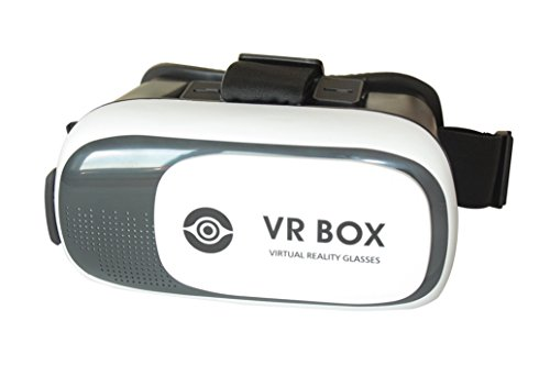 Virtual Reality 3D VR Headset Glasses - Cardboard Helmet Goggles
