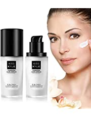 Color-Changing Liquid Foundation, Facial Liquid Fluorescent Concealer,Invisible Wrinkles And Blemishes,Moisturizing Sunscreen,Long-Lasting Oil Control,No Fading, Suitable For All Skin Types