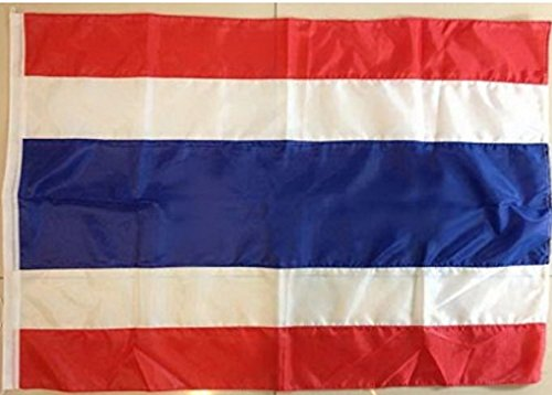 Israel Costume Ideas (Thai-Flag-Thailand-50-x-75-Cm-New-Kingdom-Flags-Polyester-Asia-Country)