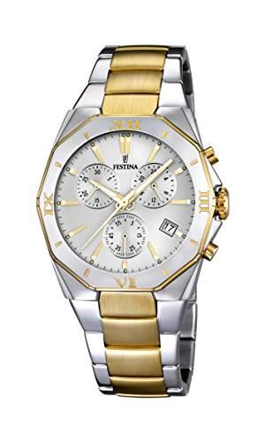 Festina Classic Chrono F16758/1 Mens Chronograph Classic & Simple