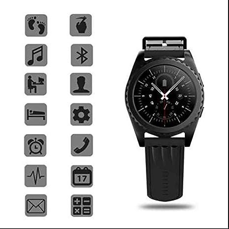 GPS Sport Fitness Smartwatch, podómetro correr Smartwatch ...