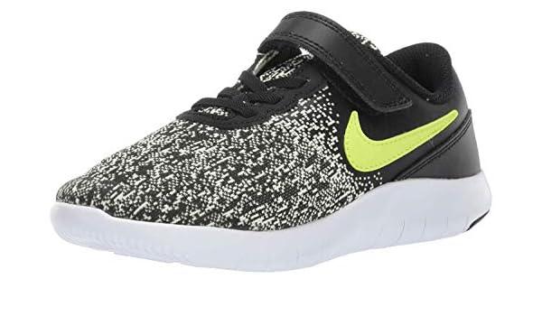 Nike Flex Contact (PSV) Zapatillas de trail running para niños, color, talla 1 M US Little Kid: Amazon.es: Zapatos y complementos