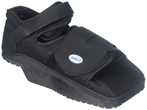 Complete Medical Heel Wedge Healing Shoe, Large, 0.94 Pound ()