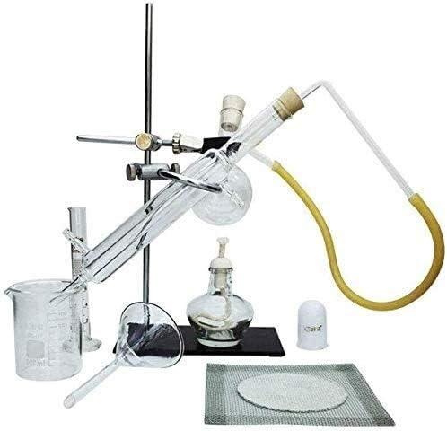 Destilador de Vidrio DIY Lab Conjunto de destilación de Aceite ...