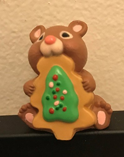 Hallmark Merry Miniature Hamster with Cookies