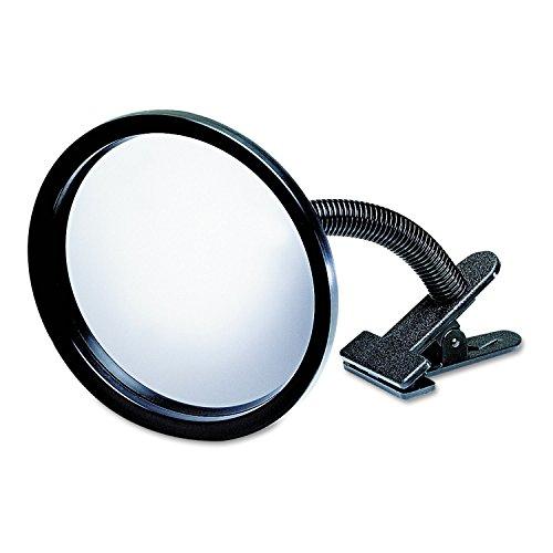 Indoor Convex Mirror, 10 in Dia, Hardboard