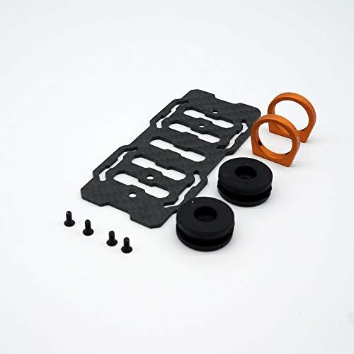 CHENJUAN Drone Accessories DIY for Tarot Iron Man 650 Sport 680pro Fy680 680 Pro Frame Parts Metal Carbon Fiber Battery Mount Spare Parts