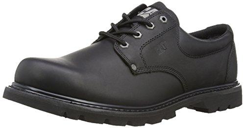CAT Falmouth - Zapatos con cordones para hombre Black