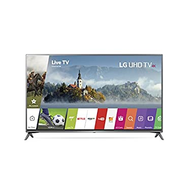 LG 75UJ6470 75 4K Ultra HD Smart LED TV (2017 Model)