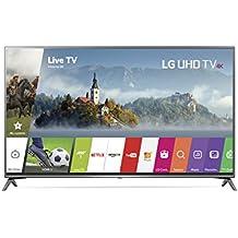 LG Electronics 75UJ6470 75-Inch 4K Ultra HD Smart LED TV (2017 Model)