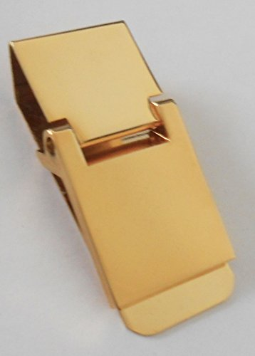 Brass Money Clip (Money Keepsake Clip)