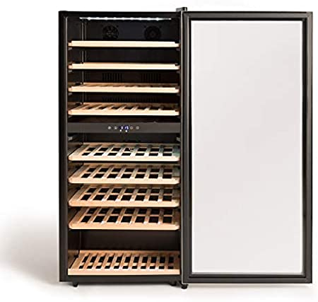CREATE IKOHS WINECOOLER - Vinoteca refrigerada (madera, XX-Large)