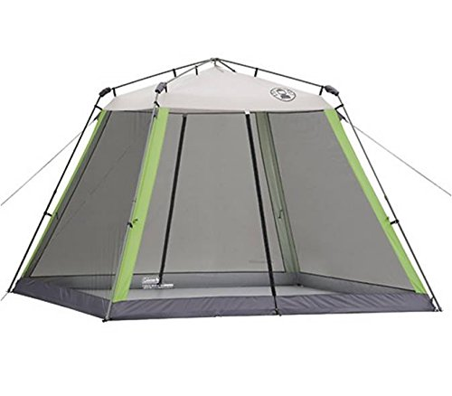 Coleman Instant Screenhouse, 10 x 10 Feet (Shelter Screenhouse 10)