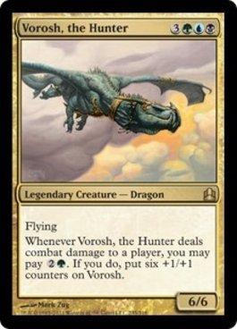 Magic: the Gathering - Vorosh, the Hunter - Commander