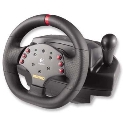 - Momo Force Racing Wheel PC
