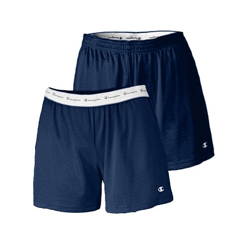 Women's Active 5' Mesh Short_Navy_XL