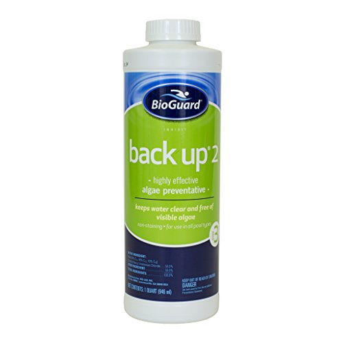 BioGuard Back Up 2 (1 qt) (12 Pack) by BioGuard