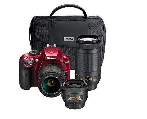 Our #4 Pick is the Nikon D3400