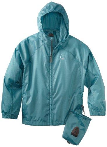 Sierra Designs Girl's Microlight Jacket, X-Large, Teal