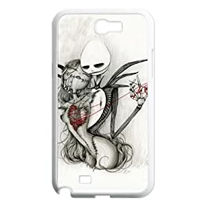 Treasure Design The Nightmare Before Christmas Samsung Galaxy Note2 N7100 TPU Cases Covers