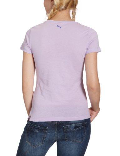 Puma T - Camiseta para mujer, color 442 violett