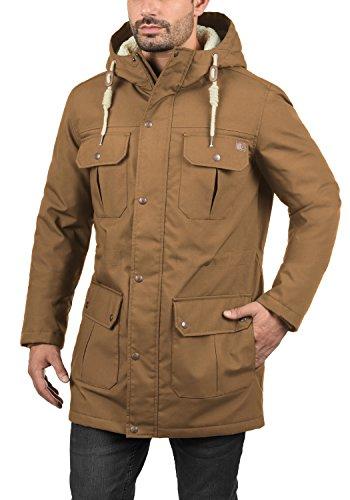 Chaqueta Invierno Teddy para de Hombre 5056 Cinnamon Solid Chara Ew1qIZWcFF