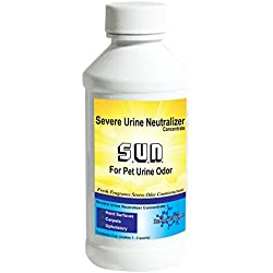 Professional Grade Dog and Cat Urine Stain and Odor Eliminator - Great on Carpet, Hardwood Floors, Concrete, Mattress, Furniture, Laundry, Turf by Remove Urine