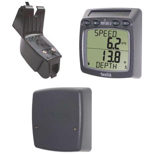 Raymarine Wireless Speed & Depth w/TM Transducer (Depth Raymarine Transducer Speed)