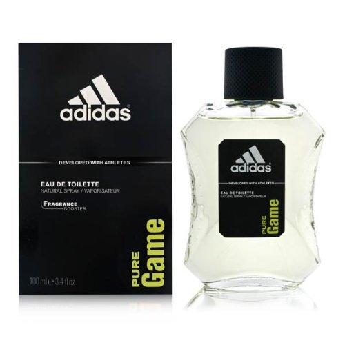 - Adidas Pure Game By Adidas Edt Spray 3.4 Oz