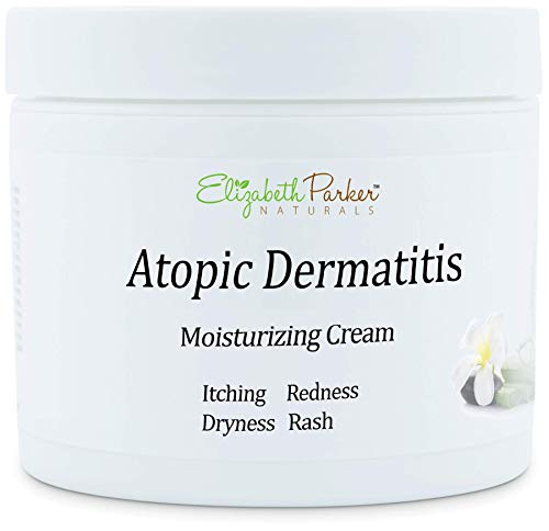 Atopic Dermatitis Antifungal Skin Cream with Organic Formula - Anti Itch Cream and Moisturizer for Sebborheic Dermatitis, Eczema and Psoriasis - Itch Relief and Repairs Dry Skin (4 oz)