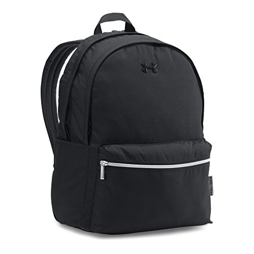 Under Armour Women's Favorite Backpack, Black/Black, One Size