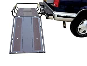 Pro-Series 5801600 Moover Black Transporter System Cargo Carrier with Ramp