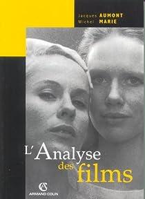 LANALYSE DES FILMS AUMONT PDF DOWNLOAD