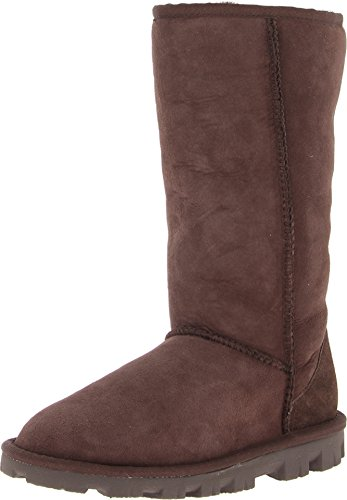 UGG Women's Essential Tall Chocolate Boot 6 B - (Tall Chocolate Ugg Boots)