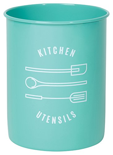 Now Designs Utensil Crock, Turquoise