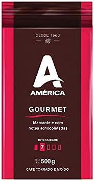 Café Torrado e Moído America Gourmet