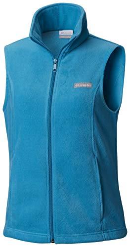 (Columbia Women's Benton Springs Vest, Modern Turq, Medium)
