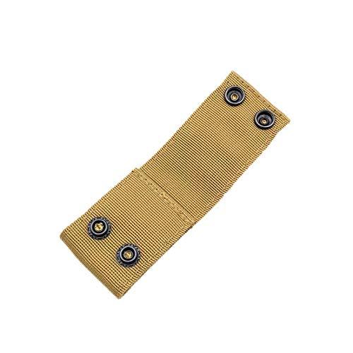 - TT-OUTDO Waist Hanger Nylon Multi Functional Portable Quick Detach Hanging Connector Hanging Belt Handcuffs Accessories