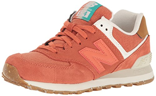 New Balance Womens Wl574 Sneakers Pink Clay/Powder
