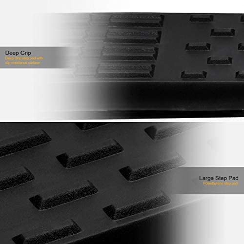 Armordillo USA 7156081 Side Step Bar 2 Pack