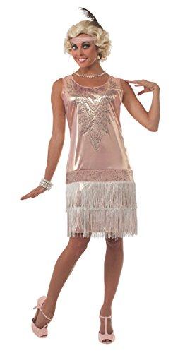 Women's Blood Line Adult Tea Time Flapper Costume, Multi,...