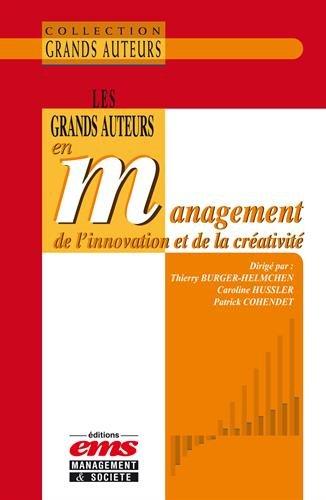 Management de l'innovation - les grands auteurs